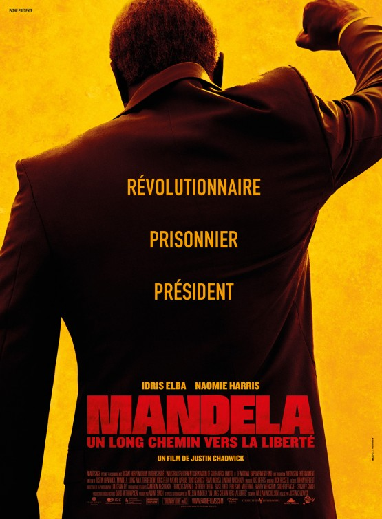 Mandela: Long Walk to Freedom French poster
